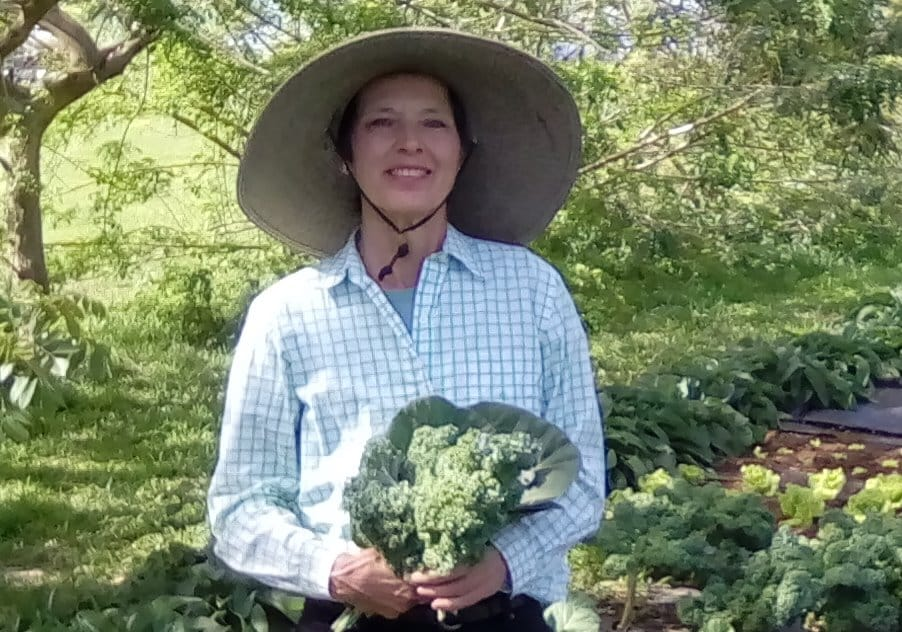 Staying Well through Optimized Self-Sufficient Victory Gardening